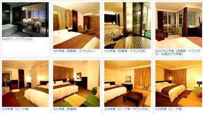 福岡5thホテル(フィフスホテル)に宿泊しました