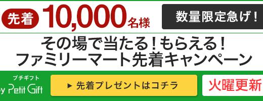 プレミアムクッキーシュー先着1万名プレゼント【ヤフプレ会員限定】
