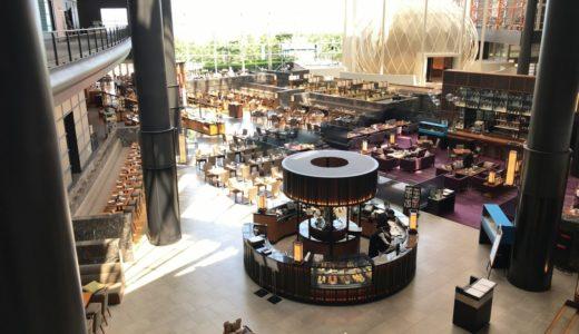 ヒルトン福岡シーホーク4Fシアラでの朝食レポート【2017年8月】
