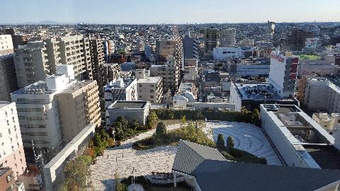 埼玉県浦和ロイヤルパインズホテル宿泊レポート